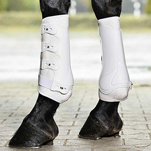 Busse Pro Dressage Tendon Boot Medium white