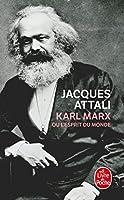 Karl'marx Ou L'esprit Du Monde (Ldp Litterature)