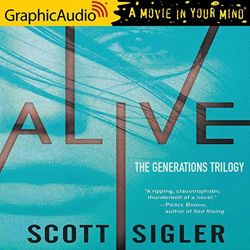 Alive (Dramatized Adaptation) cover art