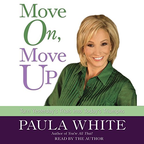 Move On, Move Up audiobook cover art