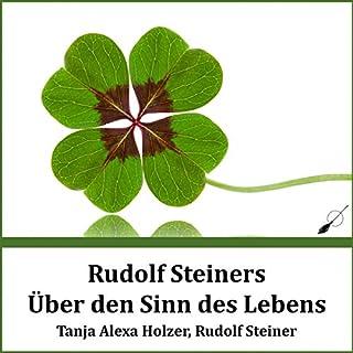 Rudolf Steiners Über den Sinn des Lebens Titelbild