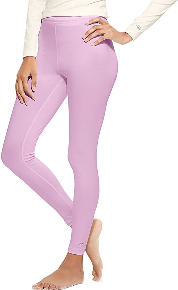 Duofold by Champion Women's Varitherm Base-Layer Thermal Pants_Ice Cake_M