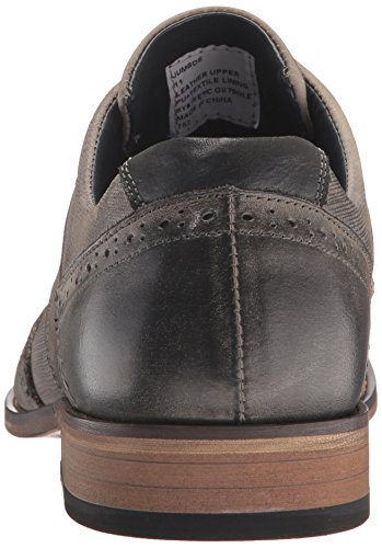 Steve Madden Men's Jumboe Oxford, Dark Tan, 10.5 M US
