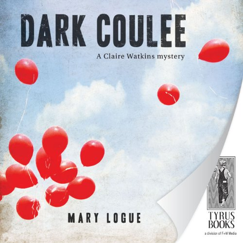 Dark Coulee audiobook cover art