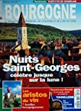 BOURGOGNE [No 10] du 01/09/1996 - NUITS SAINT-GEORGES - LES ARISTOS DU VIN - NOYERS-SUR-SEREIN - AVANT-GARDE MARIEE AU MEDIEVAL - TONNELLERIE - DU CHENE NIVERNAIS A LA DEGUSTATION