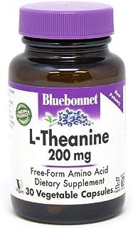 Bluebonnet Nutrition L-Theanine 200 mg, 30 Count