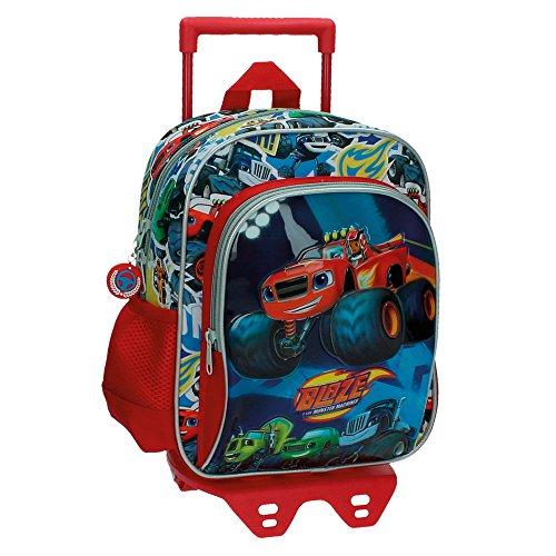 Blaze 27221M1 Mochila Infantil  6.44 litros  Color Rojo