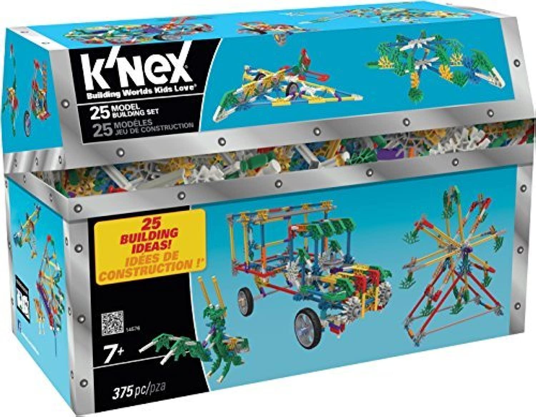 K'nex 2014 Treasure Chest 375 Pieces by K'Nex
