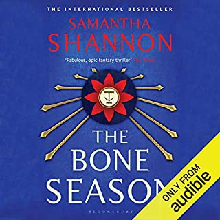 The Bone Season cover art