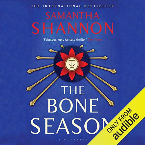 Page de couverture de The Bone Season
