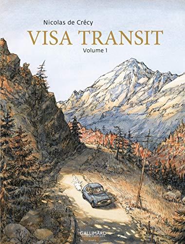 Visa Transit (Tome 1) (HORS SERIE BD)