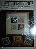 Sudberry House Designer Series 114 Counted Cross Stitch Kit 'Four Seasons Cats' by Donna Vermillion (Giampa)