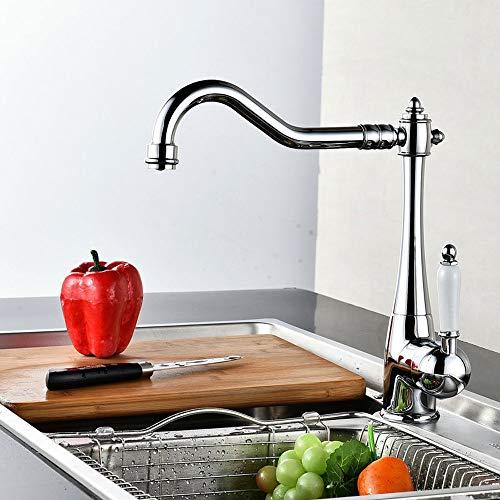 Grifo Grifo (agua); grifo; Bibcock grifo frío y frío 304 Acero inoxidable, acero inoxidable, fregadero, fregadero, fregadero, fregadero, fregadero, ahorro de agua, ahorro de agua, salpicaduras de salp