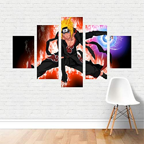 Quadro Animes/Mangá - Dragon Ball Goku Blue Kaioken Canvas