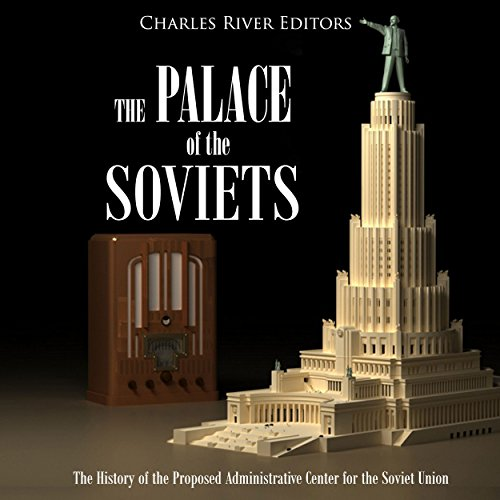The Palace of the Soviets audiobook cover art