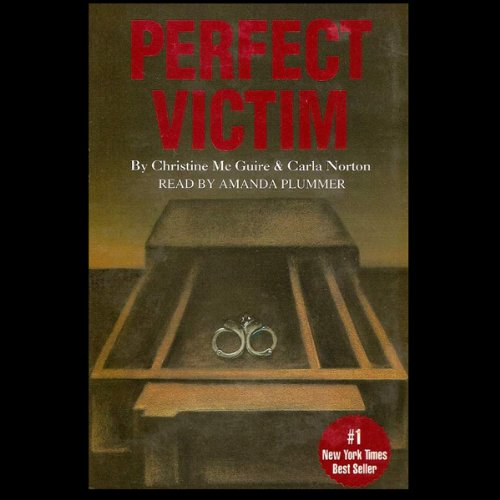 Perfect Victim audiobook cover art