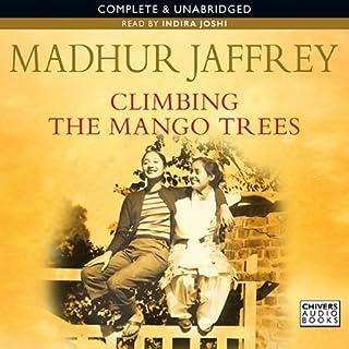 Climbing the Mango Trees audiobook cover art