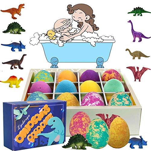 Fizzy Bath Bombs for Kids with Surprise Toys