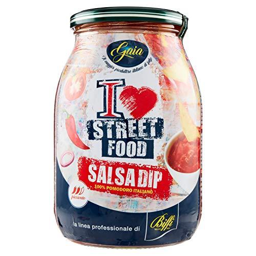 Gaia - Salsa DIP - I Love Streetfood - Pacco da 6 x 1 kg