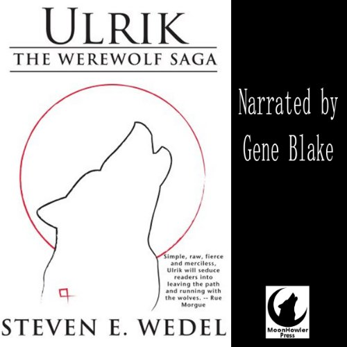 Ulrik audiobook cover art