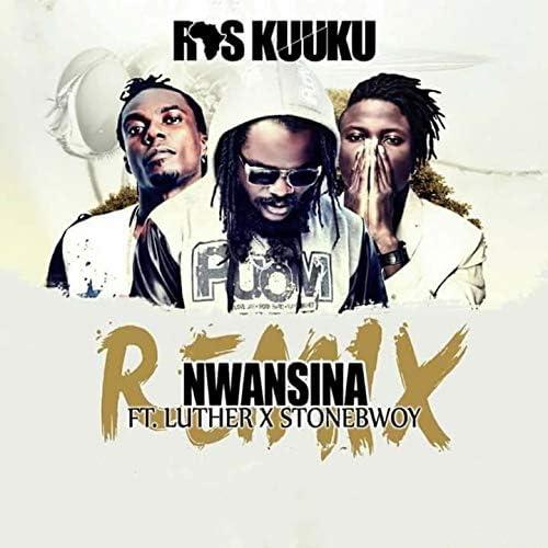 Ras Kuuku feat. Stonebwoy & Luther