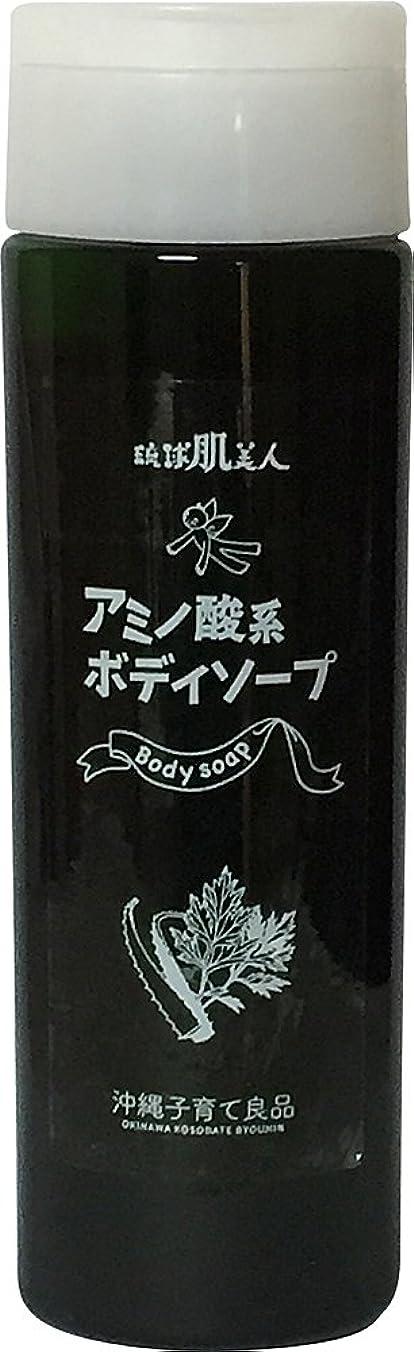 混合したジェームズダイソン吹きさらし沖縄子育て良品 アミノ酸系ボディソープ 230ml