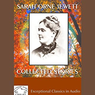 Sarah Orne Jewett cover art