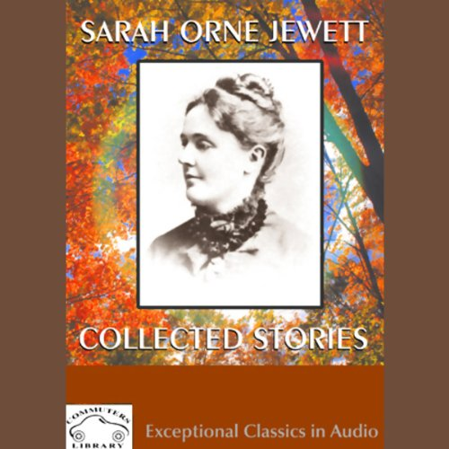 Sarah Orne Jewett audiobook cover art