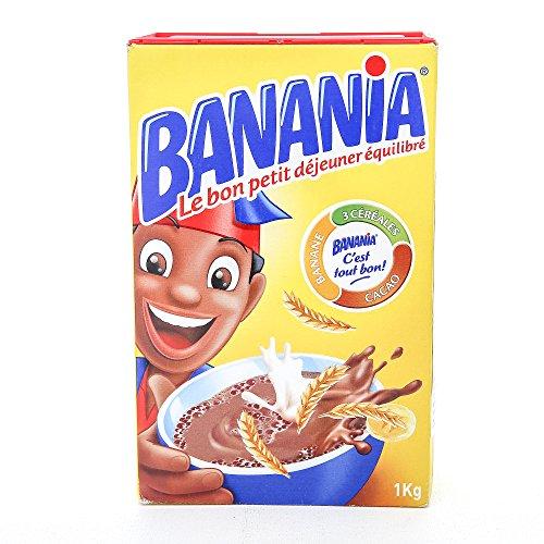 Banania Bananen Kakao mit Cerealien 1KG Produkt aus Frankreich