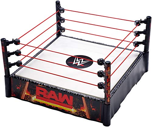 WWE - Ring Superestrellas Basic Raw (Mattel Fmh13)