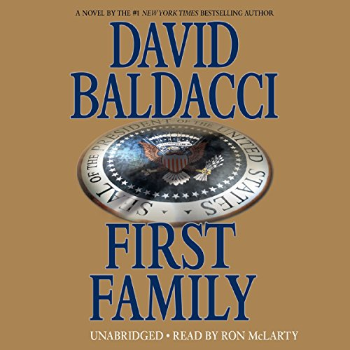 Bargain Audio Book - First Family
