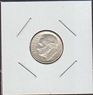 1958 D Roosevelt (1946-to Date) Dime Choice About Uncirculated