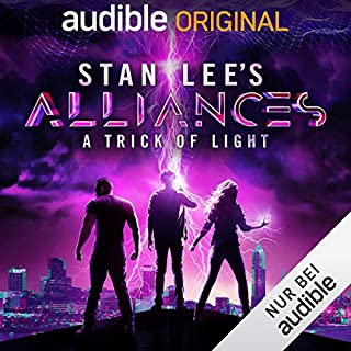 Stan Lee's Alliances - A Trick of Light Titelbild
