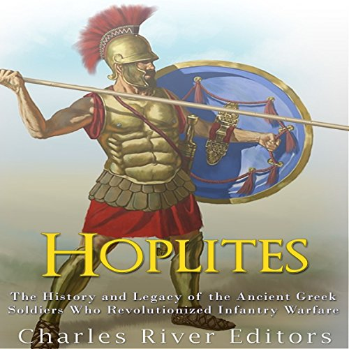 Hoplites audiobook cover art
