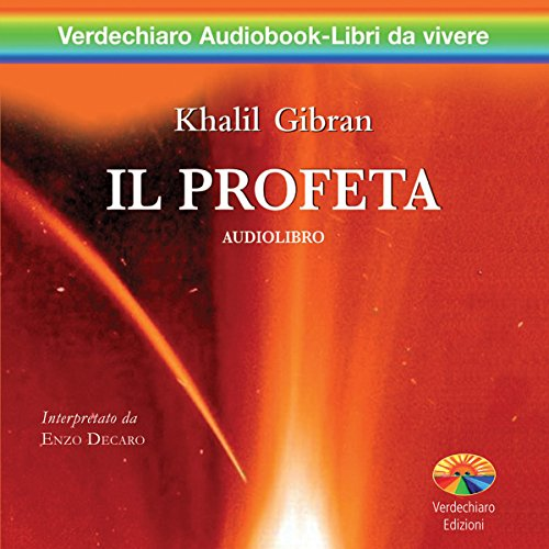 Il Profeta [The Prophet] audiobook cover art
