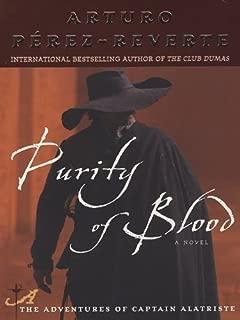 Purity of Blood (Captain Alatriste Book 2)