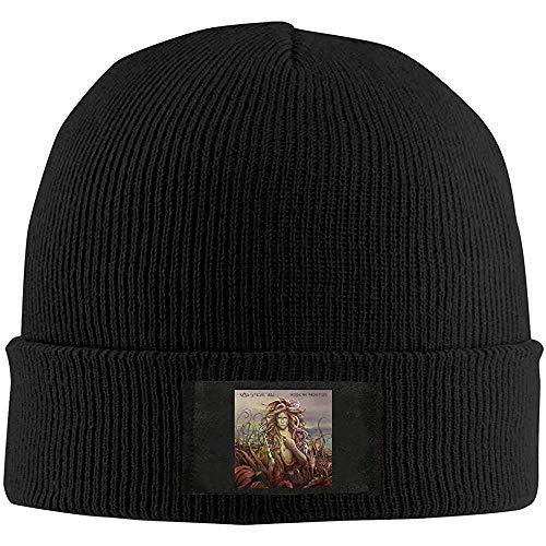 LinUpdate-Store Cappello da Adulto per Donna Steve Vai Modern Primitive Unisex Hedging Cap