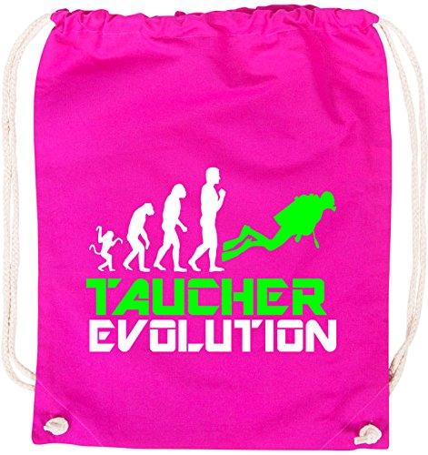 EZYshirt® Taucher Evolution Baumwoll...