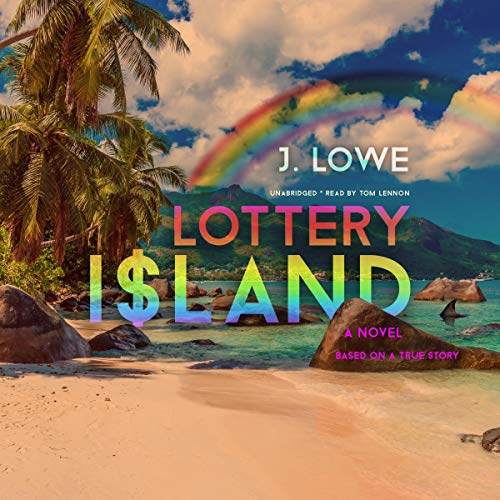 Lottery Island Audiobook By Jonathan Lowe cover art