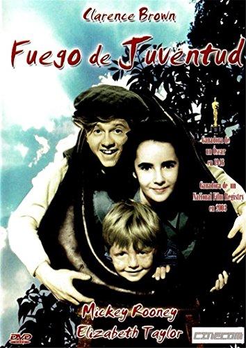 Fuego de Juventud 1944 DVD National Velvet
