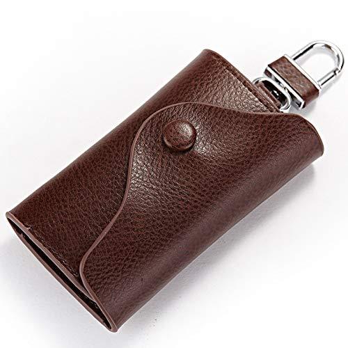 DIOI sleutelhanger, autosleutels, zakelijke geschenk, leer, multifunctioneel, explosies