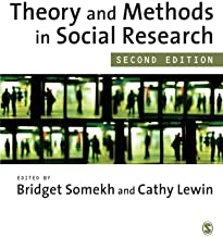 Theory and Methods in Social Research, Second Edition