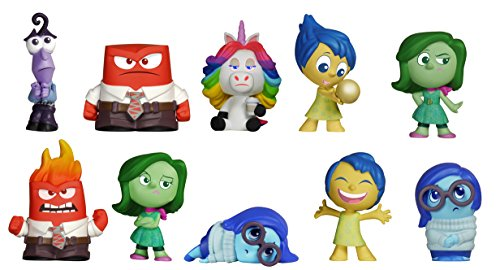 Mystery Mini: Disney: Inside Out: una figura al azar