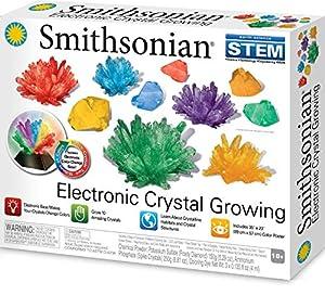 Smithsonian Electronic Crystal Growing