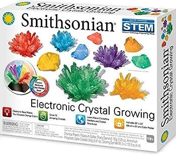 Best smithsonian crystal growing Reviews