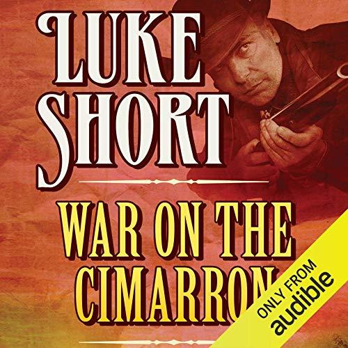 War on the Cimarron audiobook cover art