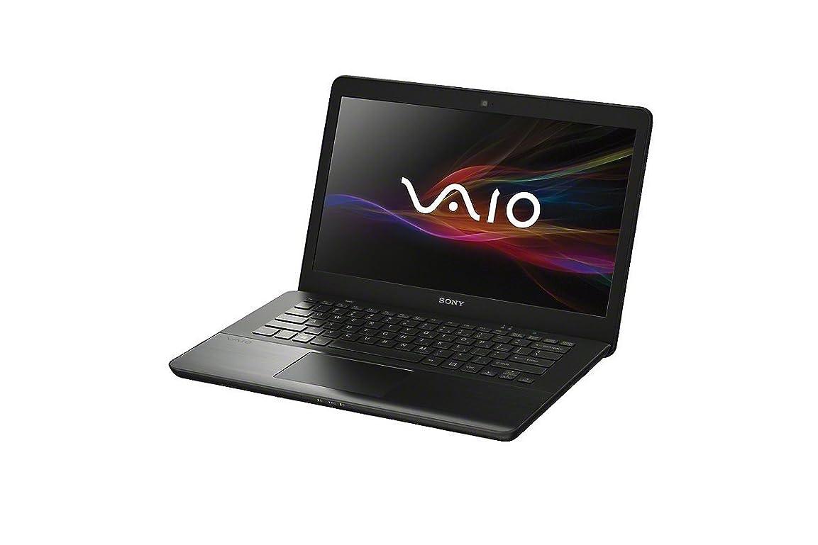 そのヒロイック器官SONY VAIO ノートパソコン Fit 14 14型ワイド液晶 ブラック intel Pentium(1.80GHz) メモリー4GB HDD約500GB ブルーレイディスクドライブ 802.11bgn Windows8 64ビット Officeなし 3年保証