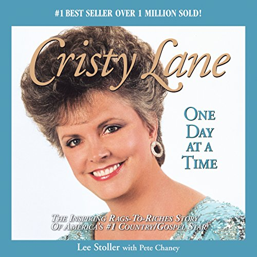 "Cristy Lane: ""One Day at a Time"" audiobook cover art"