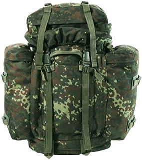 MFH - Mochila del ejército alemán, diseño de camuflaje (80 litros)