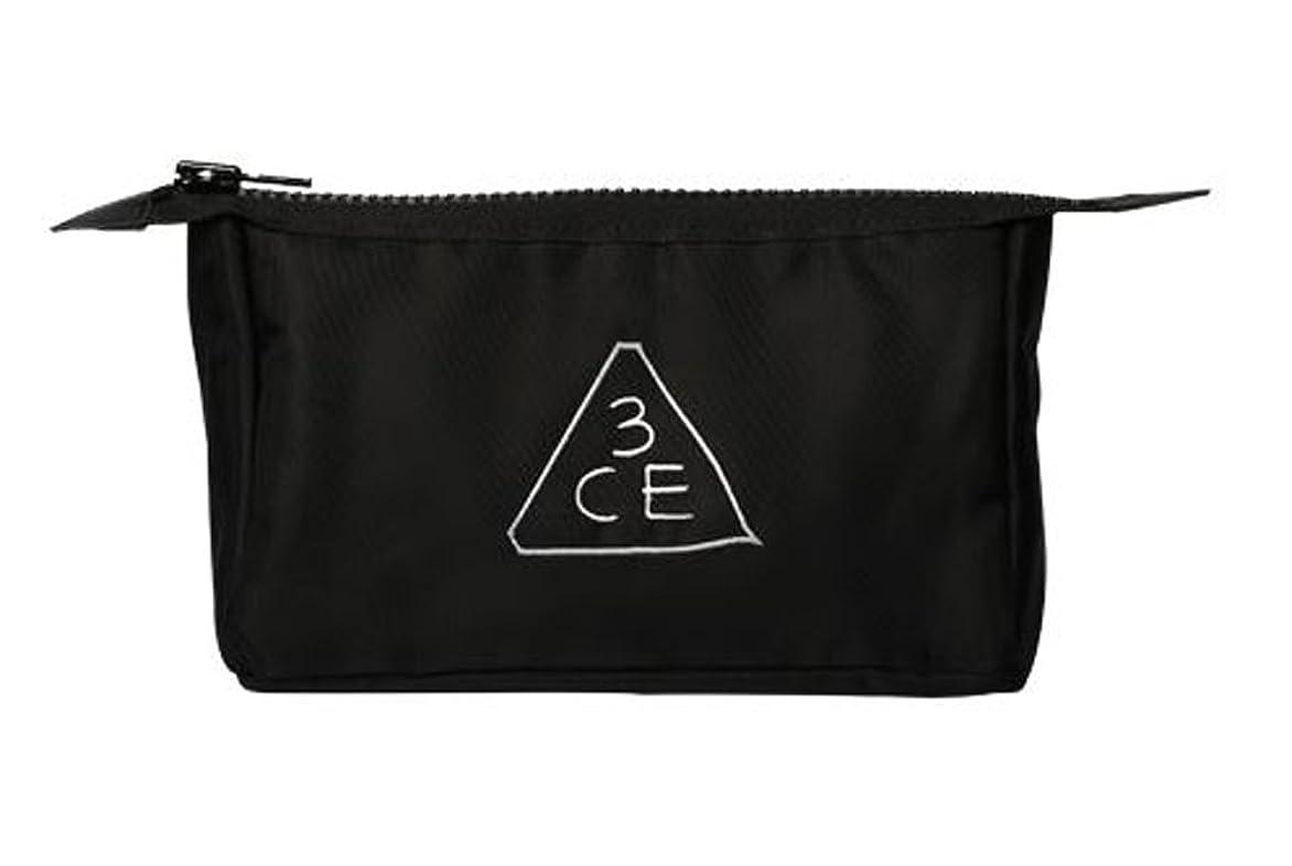 ネブバケットカメ3CE (3 CONCEPT EYES) 正規品 コスメポーチ 日本国内発送 (BLACK(オリジナル))
